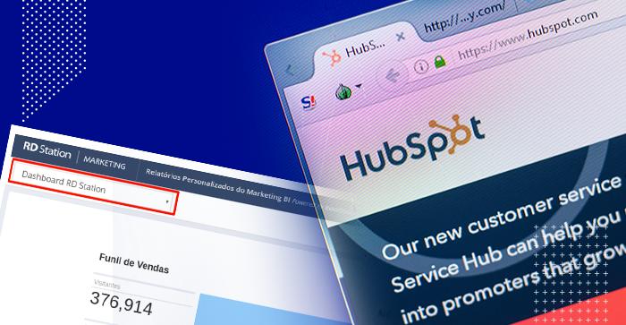 Hubspot ou RD Station: Qual a melhor ferramenta de automação?