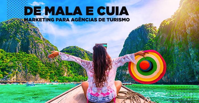 Marketing para agências de viagens: como conquistar mais clientes? Conheça o trabalho da Amura com a De Mala & Cuia