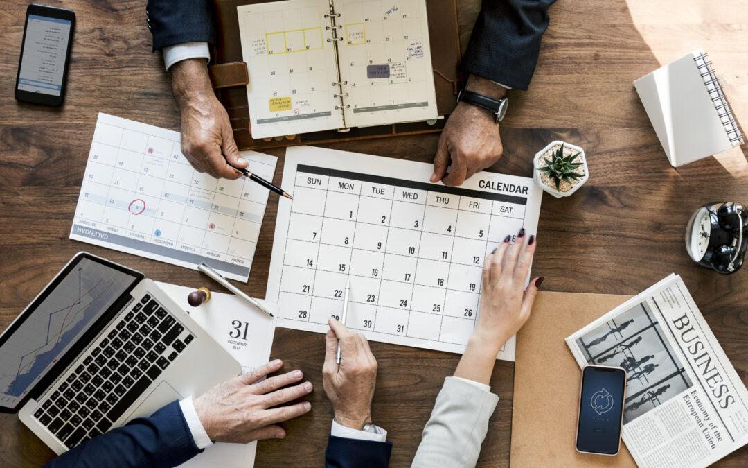 A importância do calendário sazonal para seu planejamento