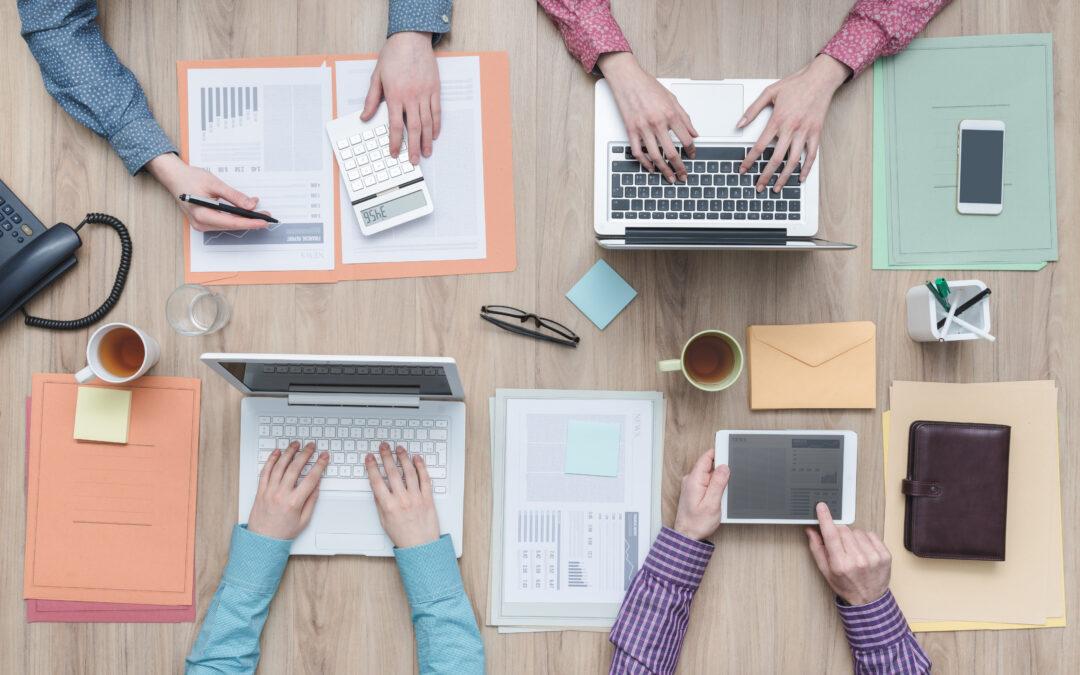 Como aumentar a produtividade do seu time comercial